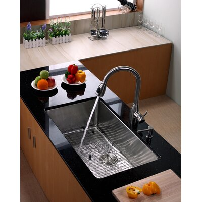 Kraus Stainless Steel 29.75&quot; Bottom Grid for Kitchen Sink
