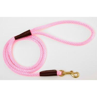 Small Snap Leash in Hot Pink