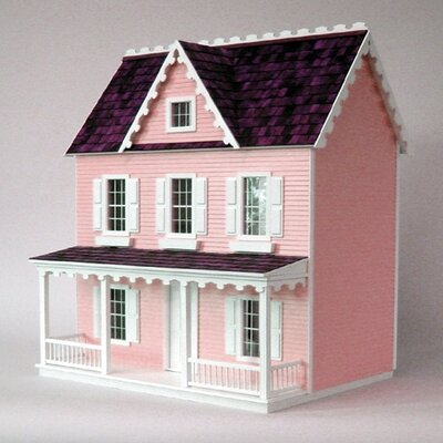Real Good Toys Vermont Farmhouse Jr. Dollhouse
