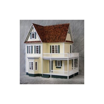 Real Good Toys Victoria's Farmhouse Dollhouse