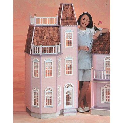Playscale Victorian Town House Dollhouse