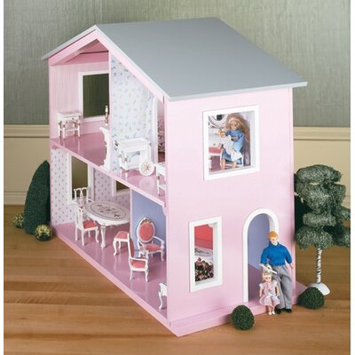 Real Good Toys Quickbuild Playhouse Dollhouse Kit