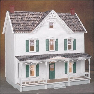 Vermont Farmhouse Dollhouse