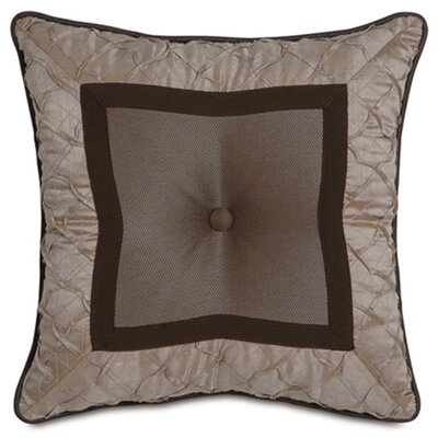 Eastern Accents Galbraith Marion Slate Tufted Pillow
