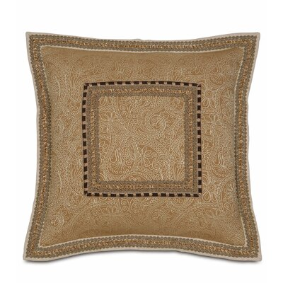 Aston Polyester Leinster Decorative Pillow with Flange