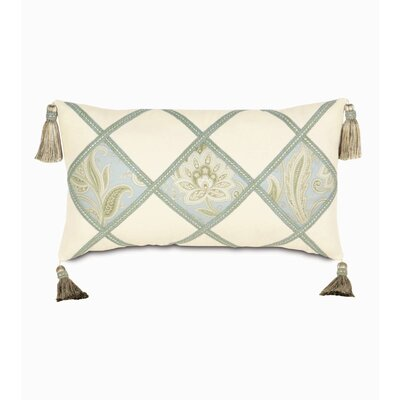 Eastern Accents Southport Polyester Diamond Collage Decorative Pillow