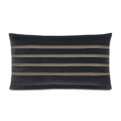 Caldwell Polyester Jackson Decorative Pillow with Pleats