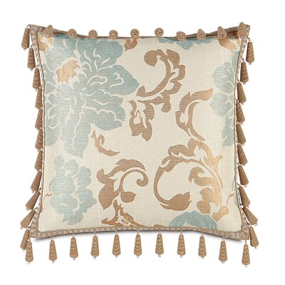 Kinsey Beaded Trim Decorative Pillow