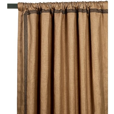 Eastern Accents Shamwari Cotton Breeze Right Curtain Panel