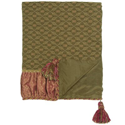Eastern Accents Vaughan Polyester Savoie Throw