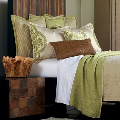 Eastern Accents Jaya Button-Tufted Bedding Collection