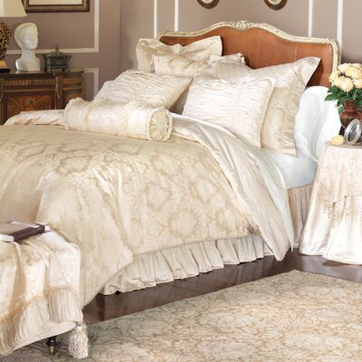 Charissa Button-Tufted Bedding Collection