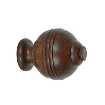 Eastern Accents Gemelina Sphere Curtain Finial