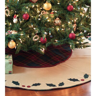 Eastern Accents Holiday Folkloric Gable Tree Skirt