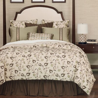 Michon Button-Tufted Bedding Collection