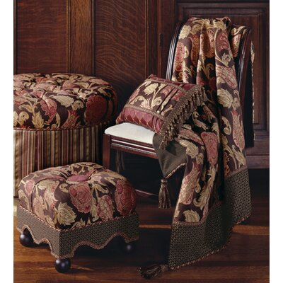 Eastern Accents Hayworth Ottoman