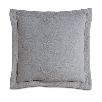 Sandrine Matelasse Cotton Pillow