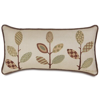 Cambium Polyester Vivo Bisque Hand-Painted Decorative Pillow