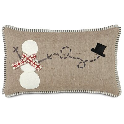Eastern Accents Fa La La Look at Frosty Go Pillow