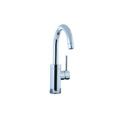 Cifial Techno Single Handle Single Hole Kitchen Faucet with Swivel Spout