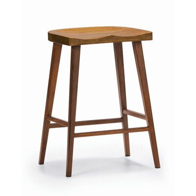 Greenington Exotic Salix Bamboo Stool