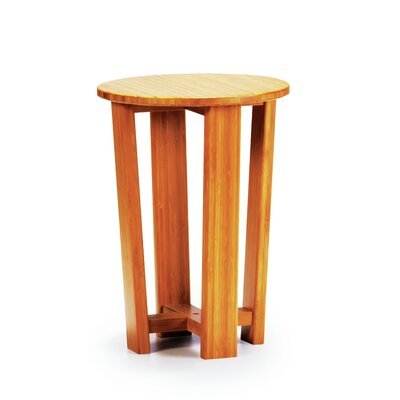 Greenington Daisy Bamboo End Table