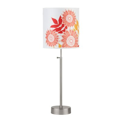 Lights Up! Cancan 2 Adjustable Table Lamp