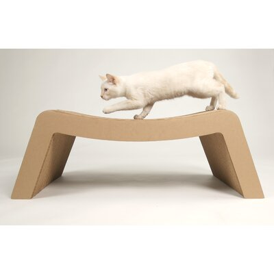 Kittypod Prrrounge Modern Cat Scratcher