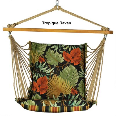 Algoma Net Company Soft Comfort Cushion Hammock Chair