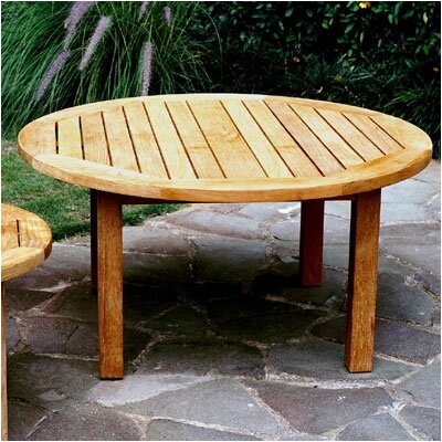 Three Birds Casual Canterbury Round Coffee Table