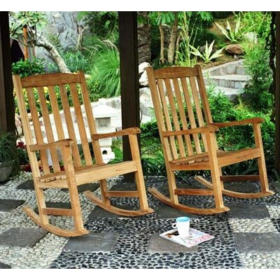 Three Birds Casual Brittany Rocker Seating Group