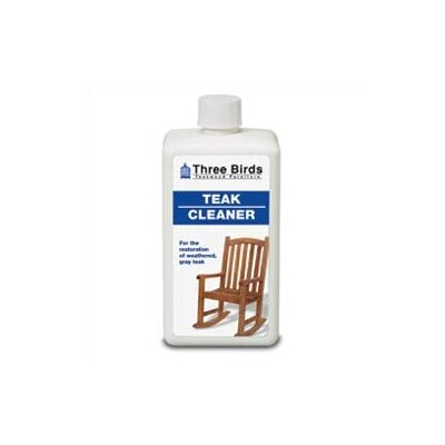 Three Birds Casual Teak Cleaner