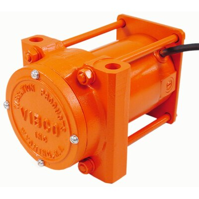 Vibco 3.5 Amp High Frequency Vibrator with 115 Volt Single Phase Concrete Vibrator Motor