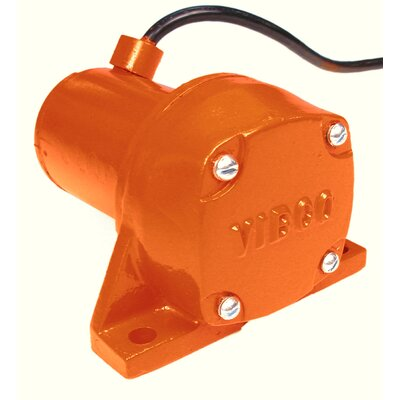 Vibco 3.7 Amp 12 Volt DC Powered Mobile Vibrator Motor