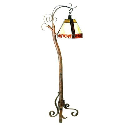Pacific Coast Lighting Sunset Woods Floor Lamp