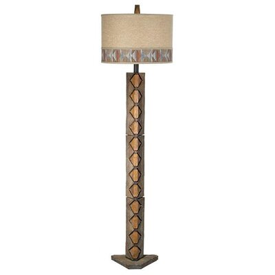 Pacific Coast Lighting Bistri Badlands Floor Lamp