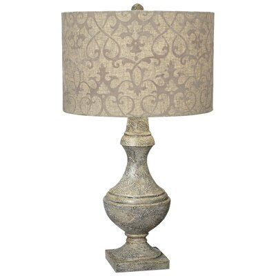 Pacific Coast Lighting Essentials Timeless Beauty 1 Light Table Lamp