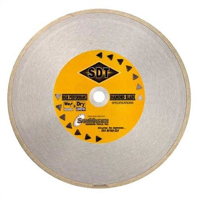 SawMaster General Purpose Wet Continuous Rim Diamond Blades
