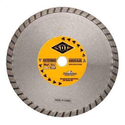 Masonry Wide Turbo Rim Diamond Blades