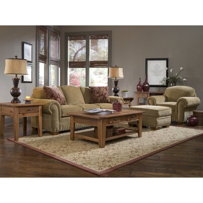Broyhill® Cambridge Chair and Ottoman