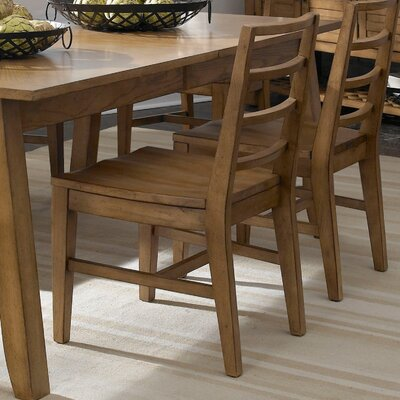 Broyhill® Ember Grove Slat Back Side Chair