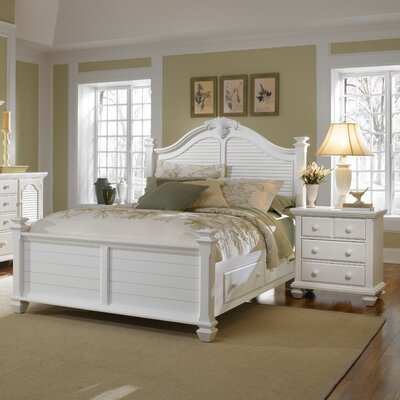 Broyhill® Mirren Harbor Four Poster Storage Bedroom Collection ...
