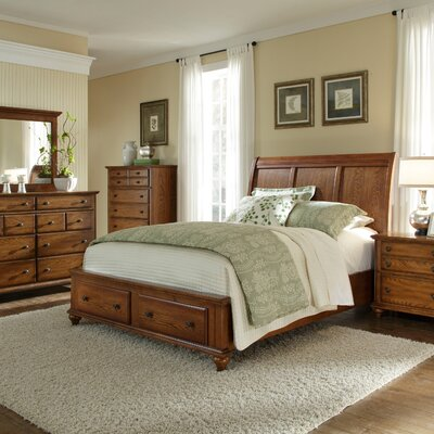 Broyhill® Hayden Place Sleigh Bedroom Collection