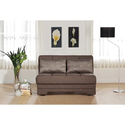 Istikbal Convertible Loveseat