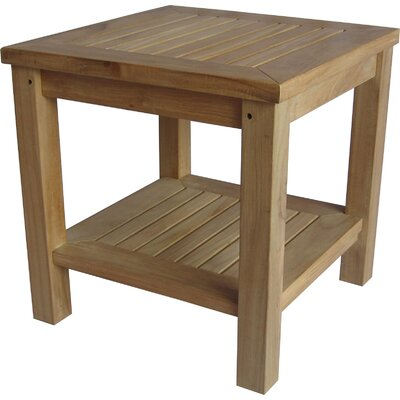 Arbora Teak Bristol Teak Side Table