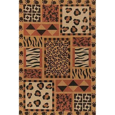 Chandra Rugs Safari Rug