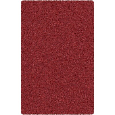 Chandra Rugs Zara Burgundy Rug
