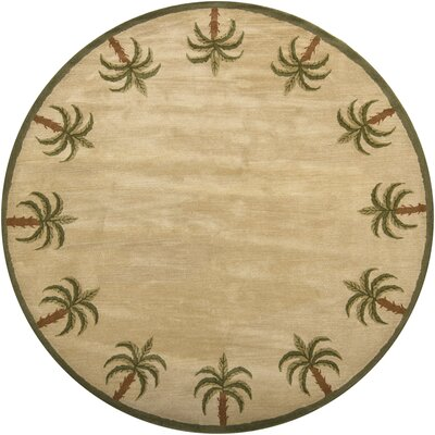 Chandra Rugs Palm Novelty Rug