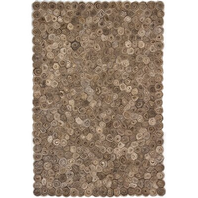Chandra Rugs Masterton Brown Rug