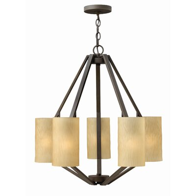 Alden 5 Light Chandelier